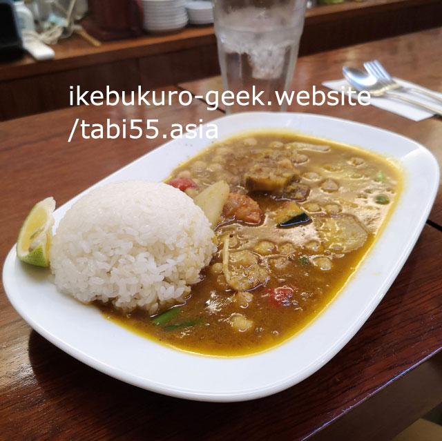 Ikebukuro Japanese CurryRice/Kaeru Syokudo