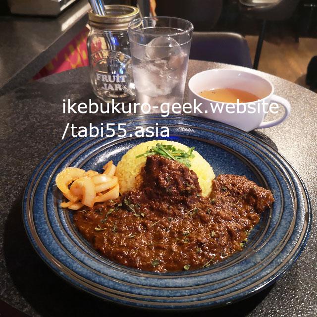 Ikebukuro Japanese CurryRice/CALIGALI MAKIO CURRY