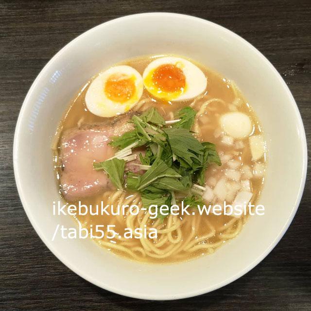 Ikebukuro Chicken Ramen/Hagure-gumo