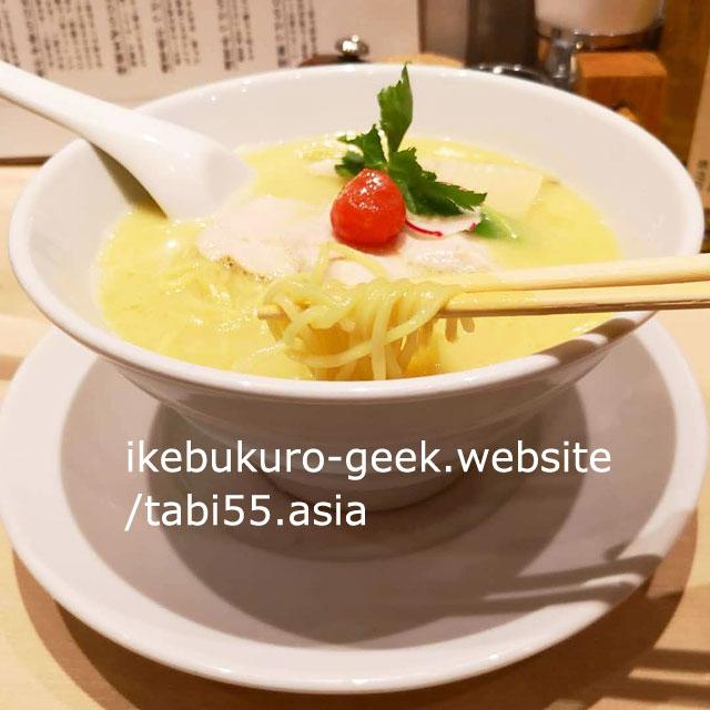 Ikebukuro Chicken Ramen/Ginza Kagari