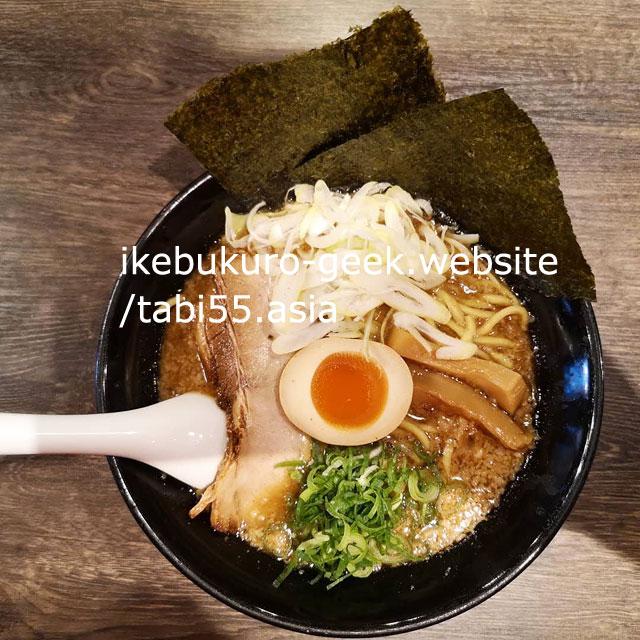 Ikebukuro Chicken Ramen/BUSHIKOTUMEN TAIZO