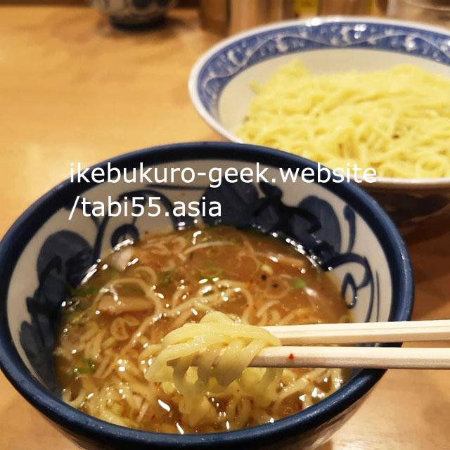 Ikebukuro Gyokai (seafood) soup Raman/ChukaSoba Aoba