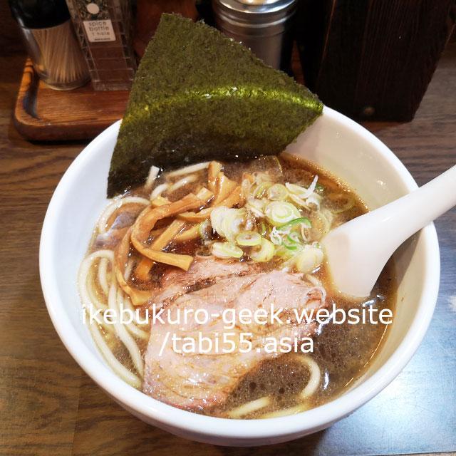 Ikebukuro SoySource/Menpo16