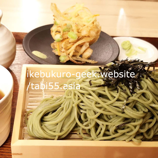 Ikebukuro Soba/OMATCYA SALON