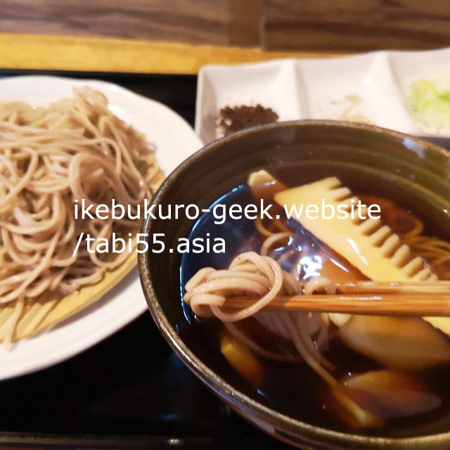 Ikebukuro Soba/Fukuro koji