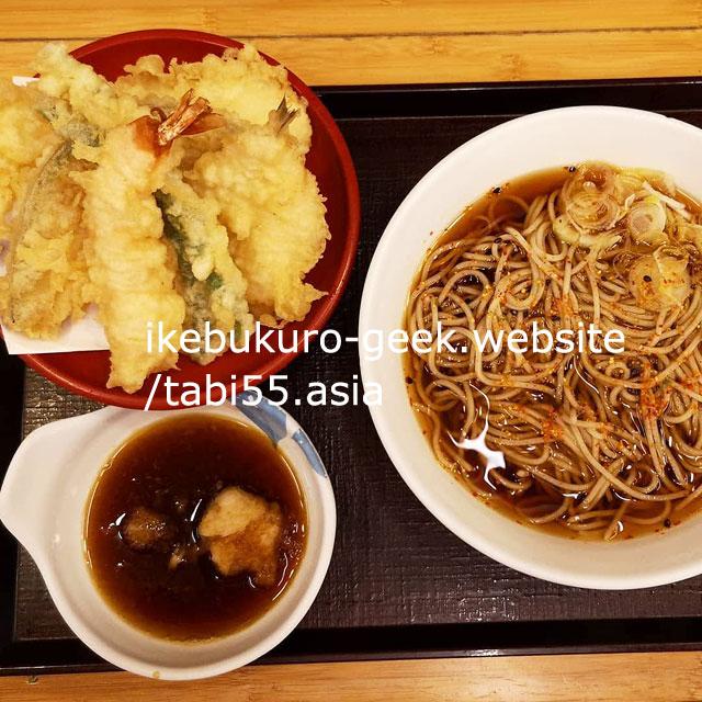 Ikebukuro Soba/Iwamoto Q
