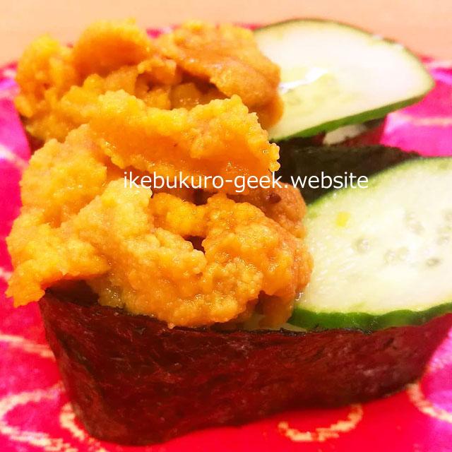 Ikebukuro Sushi 【3shops】