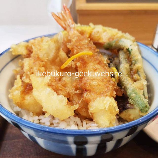 Ikebukuro Tempra/Tendon 【4Restaurants】