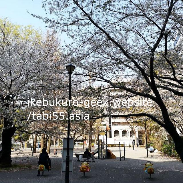 sakura@Higashi Ikebukuro Park