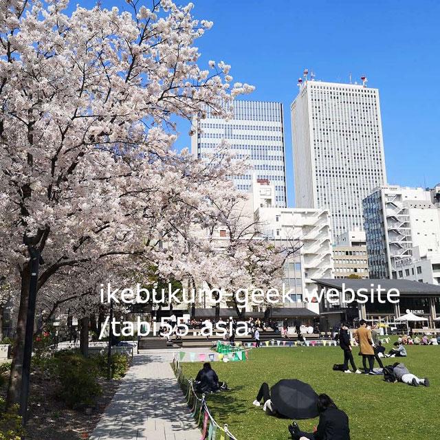 sakura@Minami Ikebukuro Park