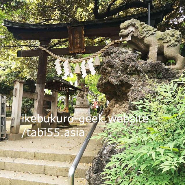 Nagasaki Jinja Shrine