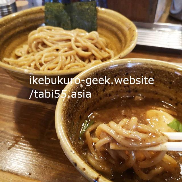 Ikebukuro Tsukemen/Vegetable Potage Tsukemen Enji