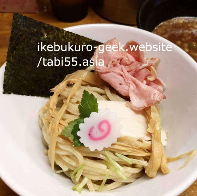 Ikebukuro Tsukemen/Chisomen Mamiana