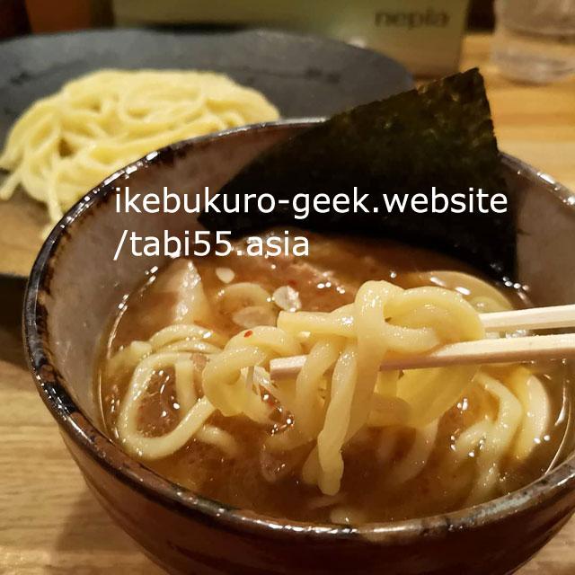 Ikebukuro Tsukemen/Tsukemenya Yasubei