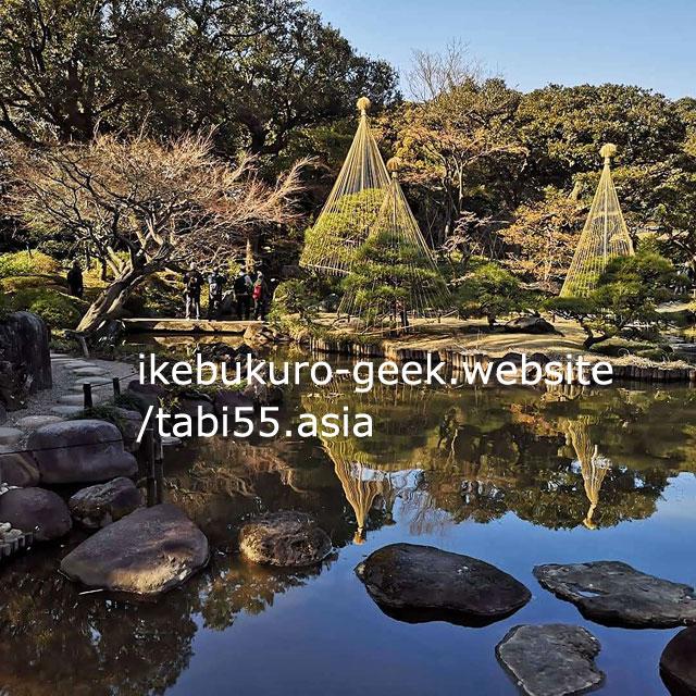 Winter(December to February)@kyu-Furukawa Garden