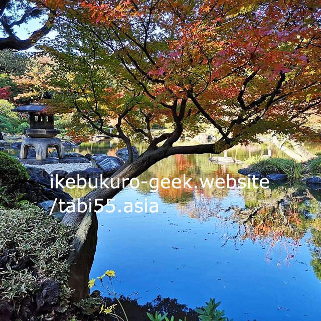 Late autumn(November)@kyu-Furukawa Garden