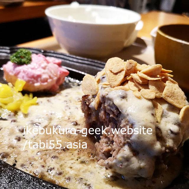 Ikebukuro Hamburg Steak/Hamburg wa Nomimono(drink)