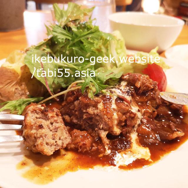 Ikebukuro Hamburg Steak/Kitchen Oh!Way