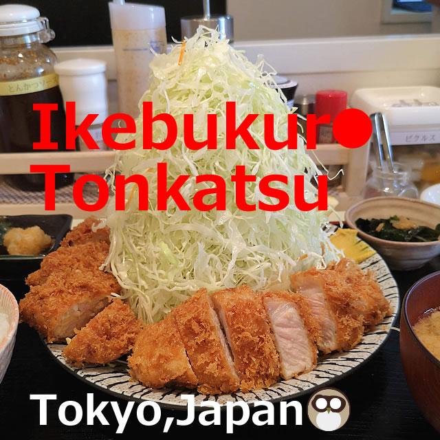 Ikebukuro Tonkatsu【2shops】Tokyo,Japan