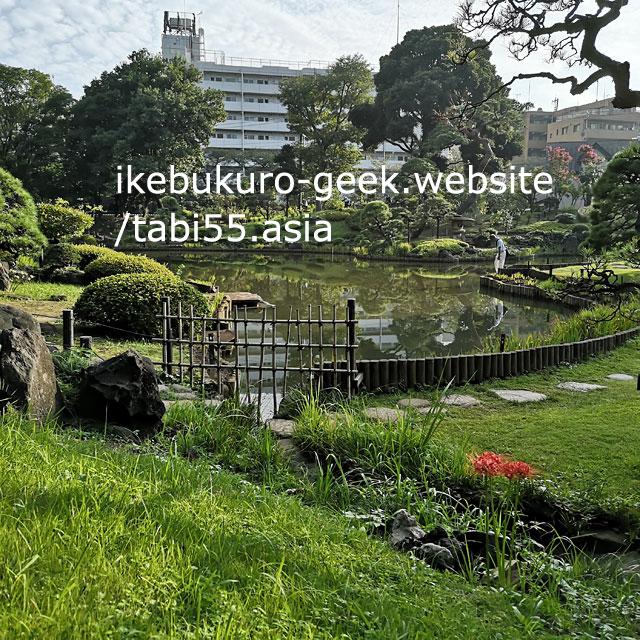 Red Spider Lily@Higo Hosokawa Teien Garden
