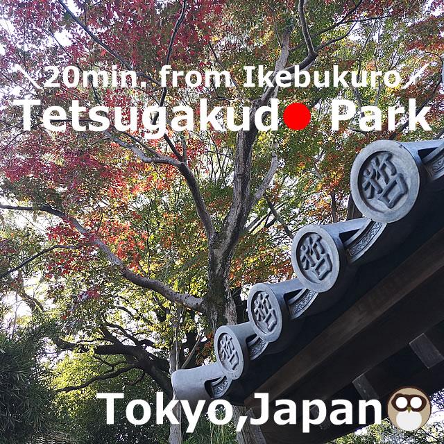 Tetsugakudo Park!Train your spirit,Tokyo