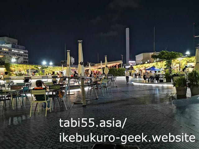 Seibu Ikebukuro@Ikebukuro Night Photography Spots