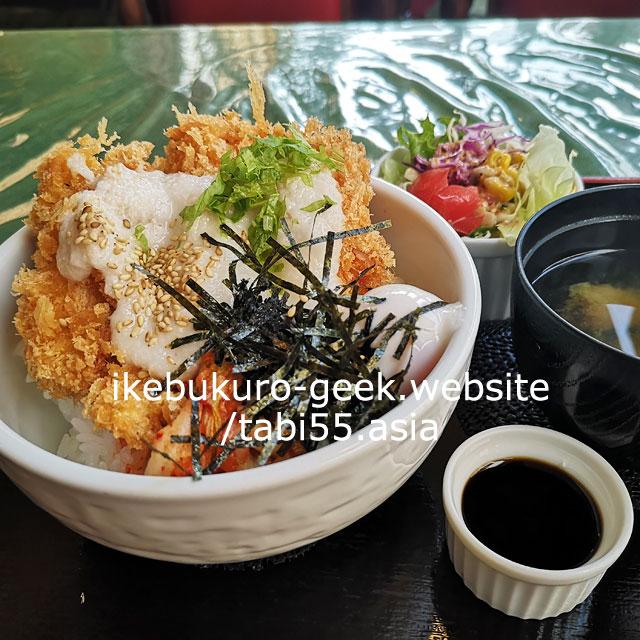 Ikebukuro Chicken-Katsu(Don,Curry)/St.Pauls no TONARI